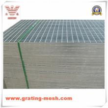 Гальванизированная металлическая решетка / решетка из простой стали