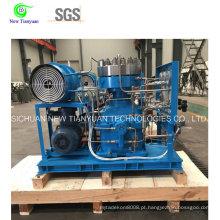 Compressor de diafragma de gás propileno para diferentes campos industriais