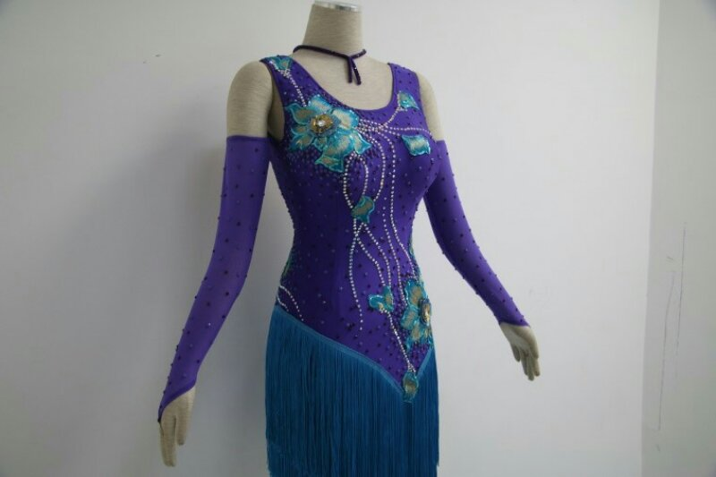 Competition Dance Costumes For Man
