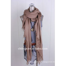 high quality cashmere/silk blended scarf shawl pashmina
