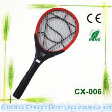 Asesino eléctrico del mosquito de la fábrica de China que golpea el matamoscas