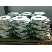 Bandes en aluminium pour verre isolant