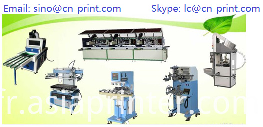 Large Size Single color Pad Printing Machine