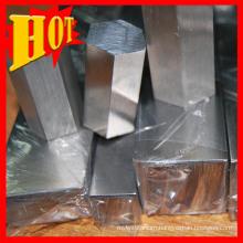 Gr5 Titanium Square Rods From Baoji City