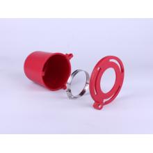 Sicherheitsverriegelung für Steckerventilverschluss