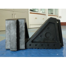 Rubber Wheel Chock, Rubber Car Wedge, Rubber Stopper