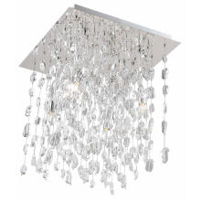 Modern High Quality Transparent Glass Ceiling Lamp (MX4001-400T)