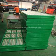SWACO  Steel  Frame  Screen