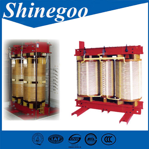 High Efficiency Dry Arc Suppression Coil