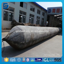 Bolsa neumática de elevación de aire para el lanzamiento de barcos fabricada en China