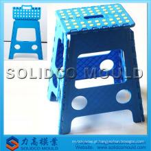 Injeção de pouco peso do molde da cadeira de dobradura da injeção plástica