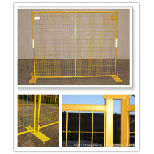 High Quality Used Canada Temporary Fence for Sale