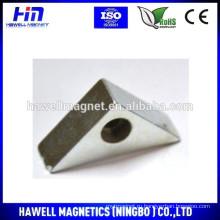 Треугольная форма / треугольный неодимовый магнит N35, N38, N48, N52