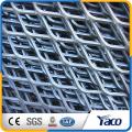 panneaux en treillis métallique déployé en aluminium décoratif