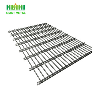 Cheap+welded+double+wire+mesh+fence