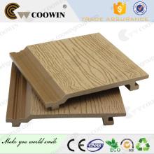 Holz Kunststoff Verbund dekorative Wand Panel Board