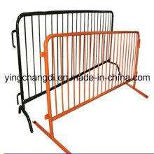 Metal Crowd Control Barrier, Pedestrian Barricades