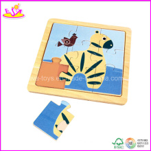 2014 Colorful Wooden Puzzle & Wooden Toys in Lowesr Price (W14C062)