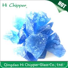Декоративные стеклянные блоки Ocean Blue