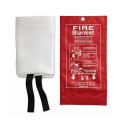 Сварочное одеяло пожарного одеяла аварийного покидания
