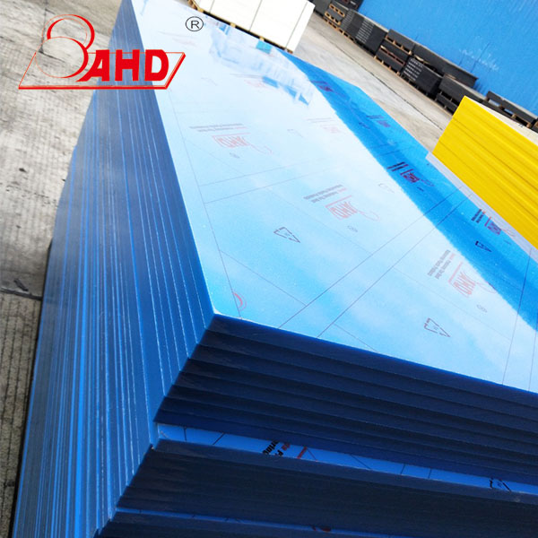 20mm Blue Pe Sheet