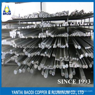 Barra de alumínio 6061 6082 T6 para molde