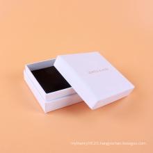 Cheap Price Custom Logo Printed White Cardboard Gift Jewelry Box