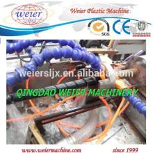 Certificado do CE do protetor de espiral PE tubos de linha de produção