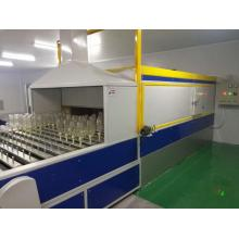 Auto painting equipment for glass bottle