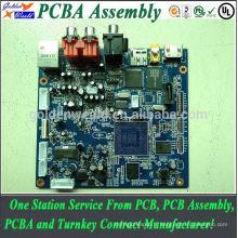 carte PCBA électronique de Golden Weald Manufactory électronique pcb assembly