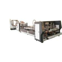 Corrugated Cardboard Full Automatic High speed Folding gluing machine