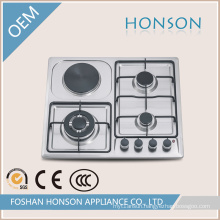 Best Price Popular Stainless Steel Electric Hotplate Gas Hob