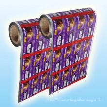Zhongxing Preço de Fábrica De Embalagem De Café De Plástico Filme