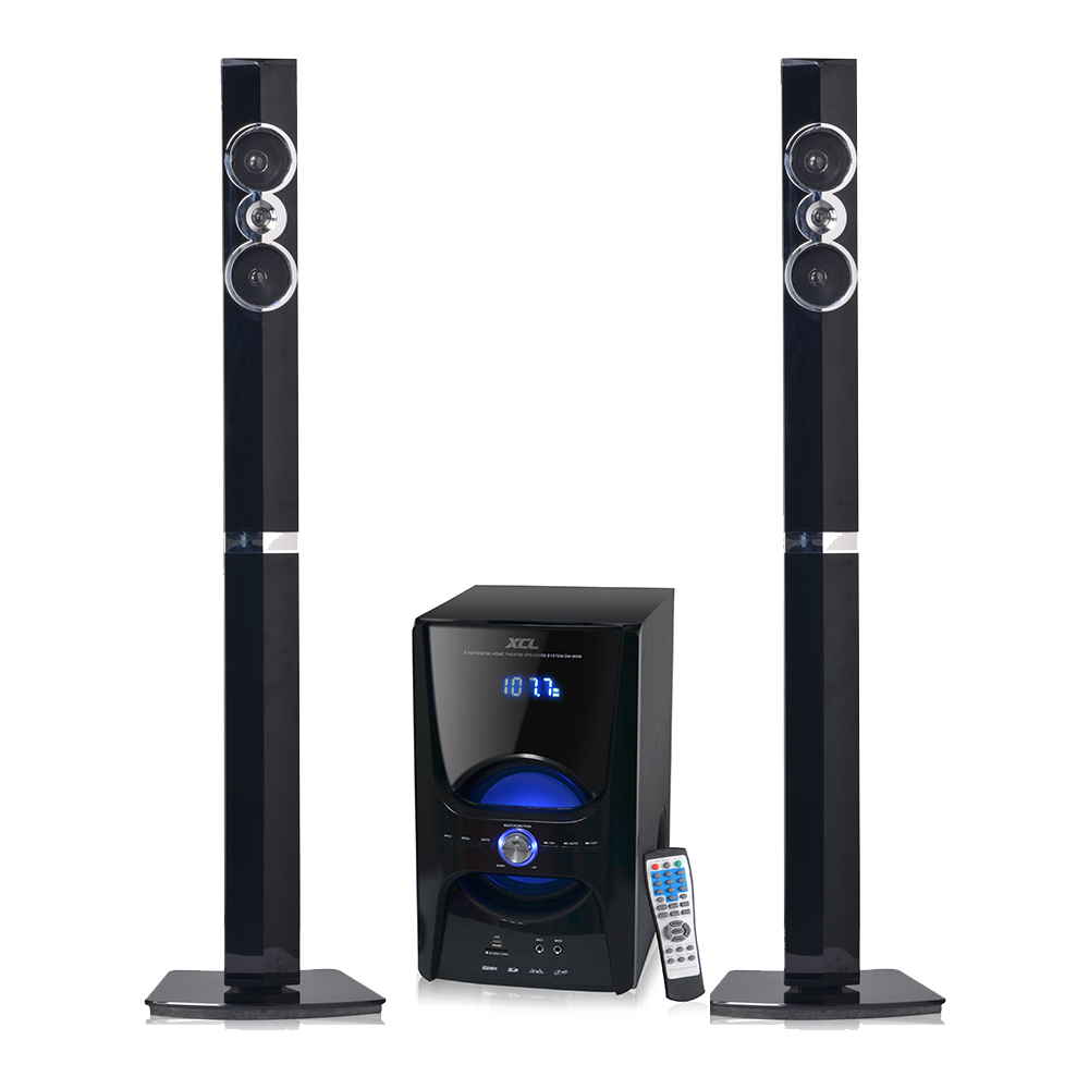Bluetooth Tower Speaker With Led Light