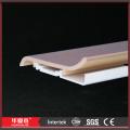 Parede de PVC perfis de espuma plástica contornando