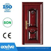 Eovive Tür heißer Verkauf Türkei Stil Sicherheits-Tür, niedrigen Preis-Sicherheits-Tür