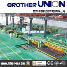 Automatische Stahlspule schneiden auf Länge Maschine Ctl Linie in China