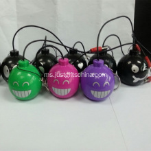 Promosi kartun Mini bom bentuk Bluetooth Speaker