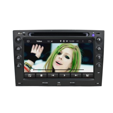 Renault Megane 2003-2009 용 Android 차량용 DVD 플레이어