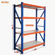 Boltless storage heavy duty steel warehouse shandong rack