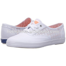 China Fábrica Branco Sapatos De Tênis Atacado Para Mulheres
