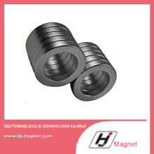 Promotional Hot Sale Super NdFeB Block Magnet with Hole N35m