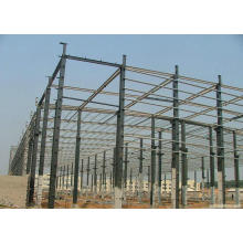 2016 New Prefabricated Steel Structure for Workshop
