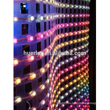 9w 150m m dmx llevó la luz del punto para la decoración Decoración RGB llevó la luz del punto