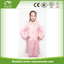 Lovely Pink PE impermeable para niñas
