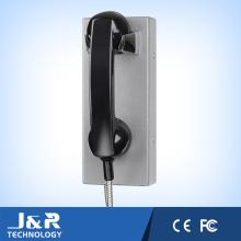 Teléfonos Vandalproof, teléfono robusto de los estacionamientos, teléfonos de Prison VoIP / SIP