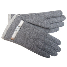 Men′s Fashion Wool Knitted Winter Warm Gloves (YKY5435)