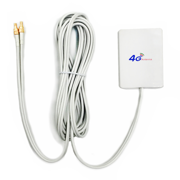 4g Dongle mit externer WLAN Antenne