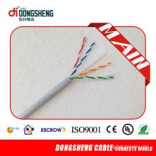 Cable LAN 2016 con precio de fábrica CAT6 con gran calidad