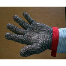 304 Рабочие перчатки из нержавеющей стали